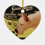 Marca de great dane - Organic Coffee Company Adorno De Reyes