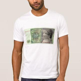 MARCA de Matilda - camiseta destruida - blanco del Remeras