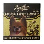 Marca de Papillon - Organic Coffee Company Teja Cerámica