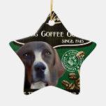 Marca de Plott - Organic Coffee Company Adorno De Navidad