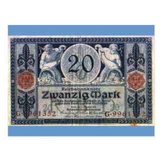 Marca de Zwanzig Postales