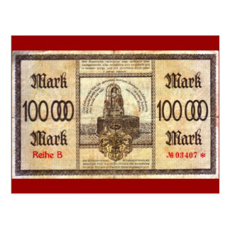 Marca HundredThousand Tarjetas Postales
