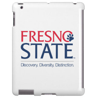 Marca institucional del estado de Fresno Funda Para iPad