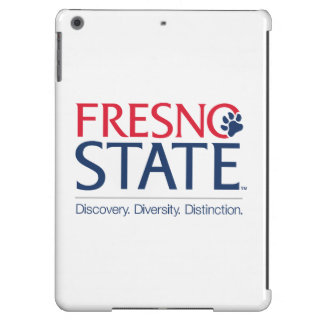 Marca institucional del estado de Fresno Funda Para iPad Air