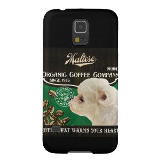 Marca maltesa - Organic Coffee Company Funda Para Galaxy S5