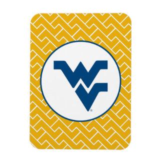 Marca primaria azul de WV
