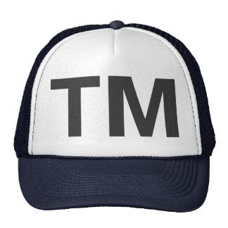 Marca registrada gorras de camionero