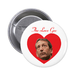 Marca Sanford:  El gobierno del amor Pin Redondo 5 Cm