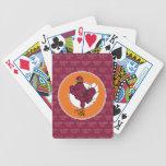 Marca secundaria baraja de cartas