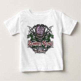 Marca subió zombi 001 t shirt