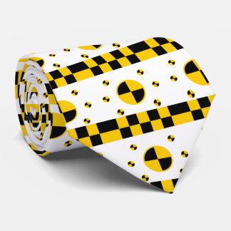 Marcadores de la prueba del desplome corbatas personalizadas