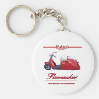 Marcapasos de Cushman Llavero Redondo Tipo Pin