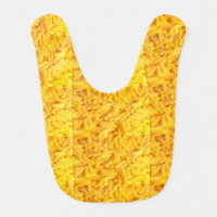 marcaroni and cheese bib