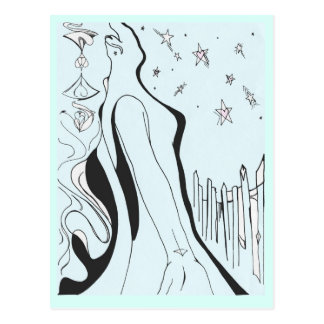 marcas desnudas romancical tarjetas postales