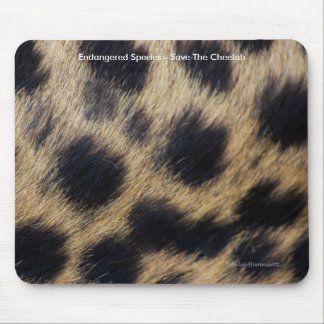 Marcas Mousepad del guepardo