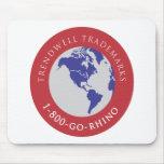 Marcas registradas de Trendwell Alfombrilla De Raton