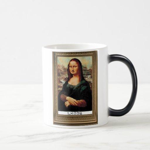 Marcel Duchamp LHOOQ Coffee Mug