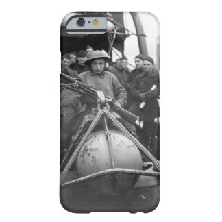 Marcel Dupuy,young Belgian whose father_War Image Barely There iPhone 6 Case