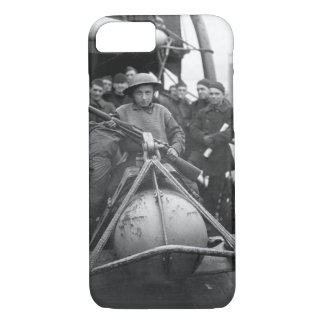 Marcel Dupuy,young Belgian whose father_War Image iPhone 7 Case