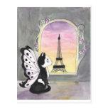 marcel postcards
