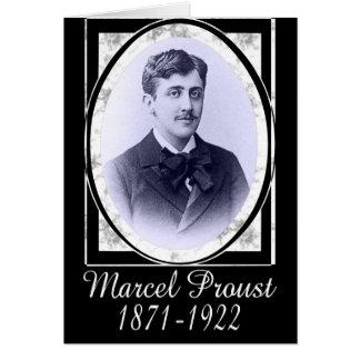 Marcel Proust Card