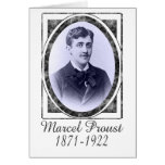Marcel Proust Cards