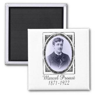 Marcel Proust Imán Para Frigorifico
