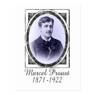 Marcel Proust Postcard