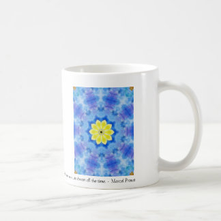Marcel Proust quote about dreamers and dreaming Coffee Mug