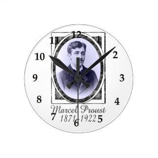 Marcel Proust Relojes De Pared