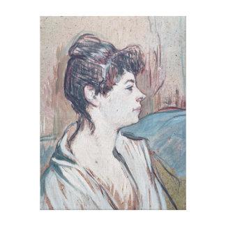 Marcelle, 1894 lienzo envuelto para galerías