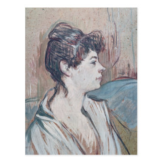 Marcelle, 1894 postcard