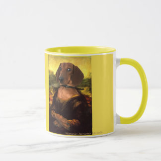 Marcello il Monellino 11 oz Art Mug