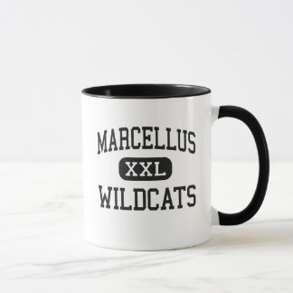 Marcellus - Wildcats - High - Marcellus Michigan Mug