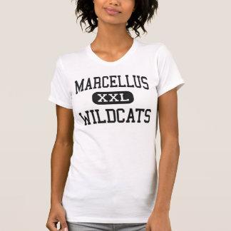 Marcellus - Wildcats - High - Marcellus Michigan T-shirt
