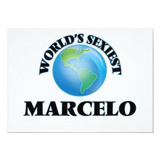 Marcelo más atractivo del mundo comunicados personales