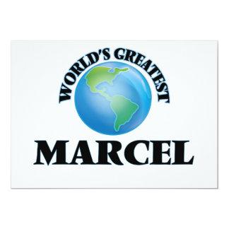 Marcelo más grande del mundo comunicado personal