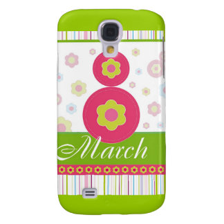 March8 March eight International Women's Day Samsung Galaxy S4 Cases
