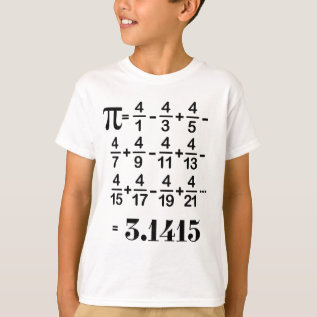 March 14 Is A Pi Day T-shirt at Zazzle