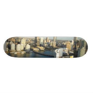 March 2006. skateboard deck