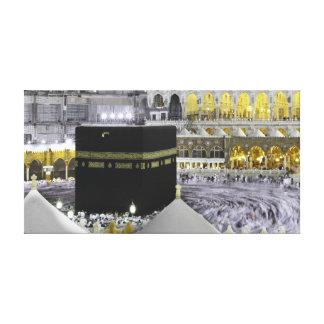 March 2013 Masjid Al-Haram Canvas Prints