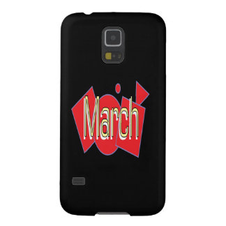 March 4 case for galaxy s5