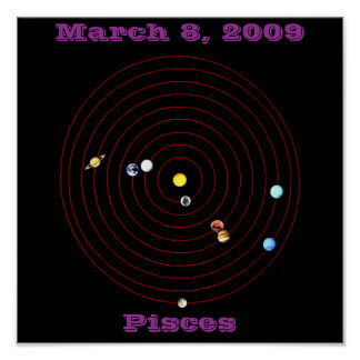 March 8, 2009 Poster