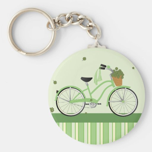 March Bicycle Keychains