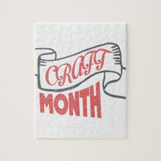 March - Craft Month - Appreciation Day Jigsaw Puzzle