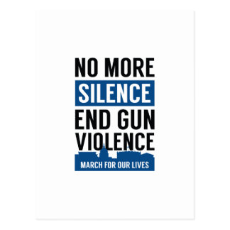 March For Our Lives Postcard