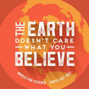 a6b2974a March For Science Earth Day Global Warming Button