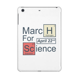 March For Science iPad Mini Covers