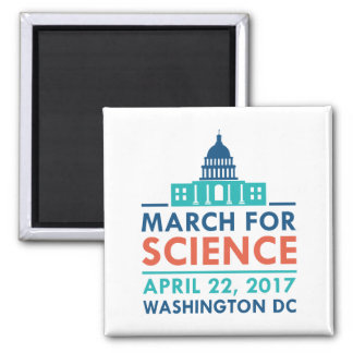 March For Science Magnet