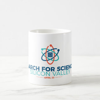 March for Science Mug
